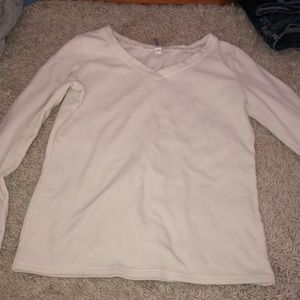 Girls fleece shirt